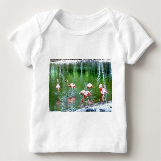 Zoo Animals Baby T-Shirt
