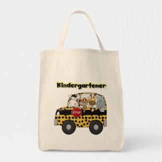 Zoo Animals Kindergartener Tote Bag