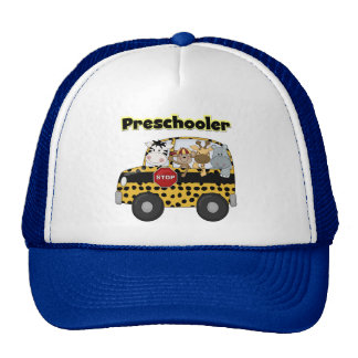 Zoo Animals Preschool Tshirts and Gifts Mesh Hat