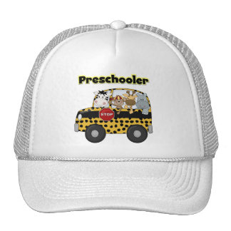 Zoo Animals Preschool Tshirts and Gifts Hat