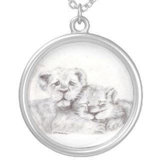 zoo babies pendants