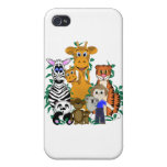 ZOO Boy iPhone 4/4S Covers