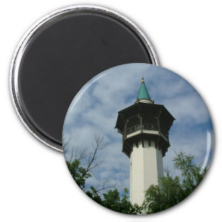 ZOO Budapest 2 Inch Round Magnet