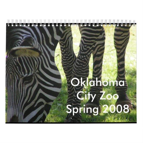 Zoo Calendar