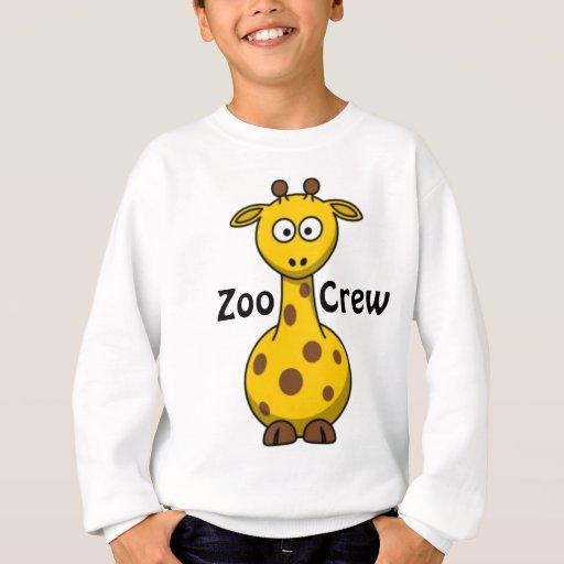 Zoo Crew Giraffe Sweatshirt