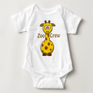 Zoo Crew Giraffe T Shirt