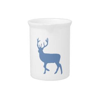 Zoo Deer Beverage Pitchers