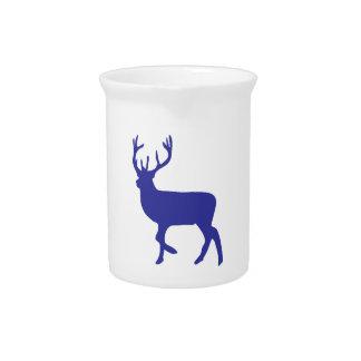 Zoo Deer Drink Pitcher
