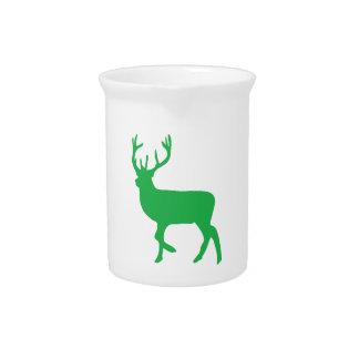 Zoo Deer Pitchers