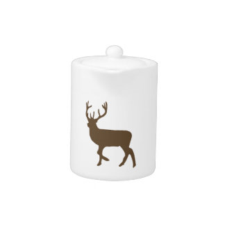 Zoo Deer Teapot