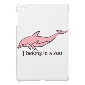 Zoo Dolphin Cover For The iPad Mini