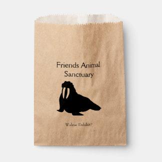 Zoo Event Favor Bag
