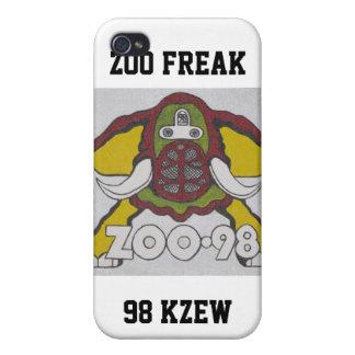 ZOO FREAK iPhone 4 CASES