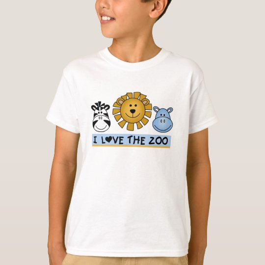 Zoo Friends T-Shirt