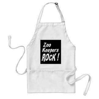 Zoo Keepers Rock! Apron