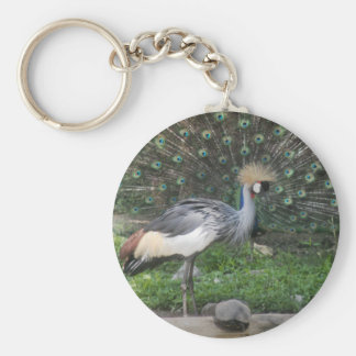 ZOO - LINE UP - PERFECT TIMING - CRANE KEYCHAIN