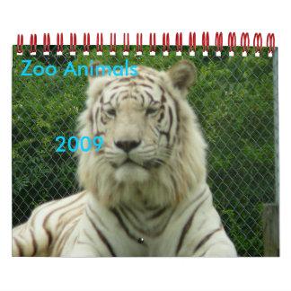 ZOO May 061, Zoo Animals                       ... Calendar