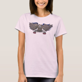 Zoo Tapes Ladies Fitted Top
