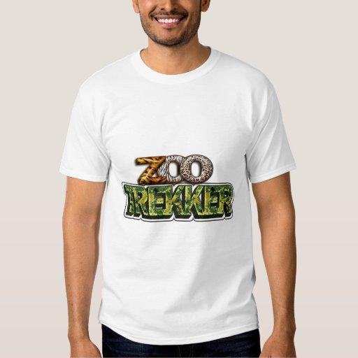 ZOO TREKKER - LOVER OF THE WILD ANIMALS SHIRT