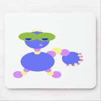 Zoobley Mousepad