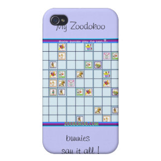 ZOODOKOO Easter sweeties Case For iPhone 4