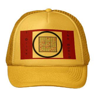ZOODOKOO World Trucker Hat