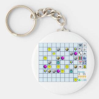 Zoodokoo Zazzle Keychain