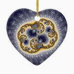 Zooh - Fractal Ceramic Ornament