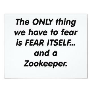 zookeeper del miedo comunicado