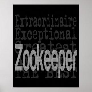 Zookeeper Extraordinaire Poster