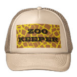 Zookeeper Gorras