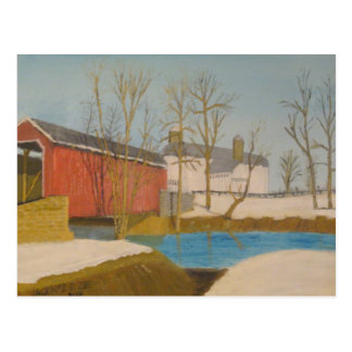 Zook's Mill Bridge - Lancaster Post Cards