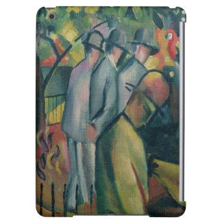 Zoological Garden I, 1912 iPad Air Cover