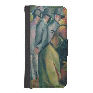 Zoological Garden I, 1912 iPhone SE/5/5s Wallet