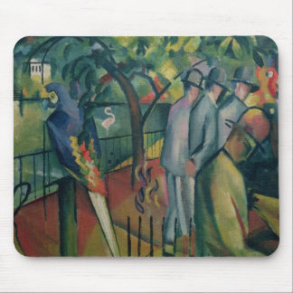 Zoological Garden I, 1912 Mouse Pad