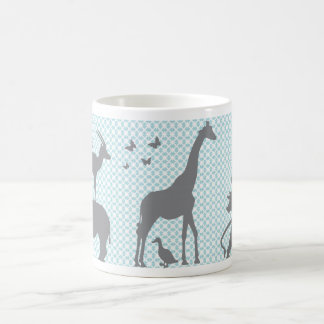 Zoological Ruckus Coffee Mug