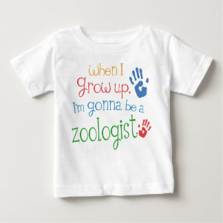 Zoologist (Future) Infant Baby T-Shirt