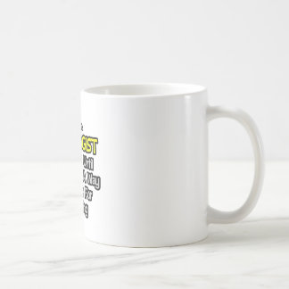 Zoologist Joke .. Drink for a Living Coffee Mug