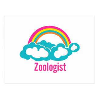 Zoologist Postcard