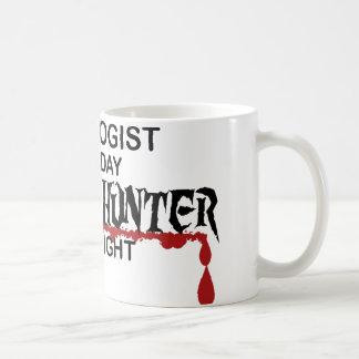 Zoologist Zombie Hunter Coffee Mug