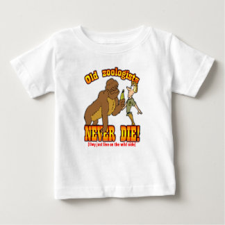 Zoologists Baby T-Shirt