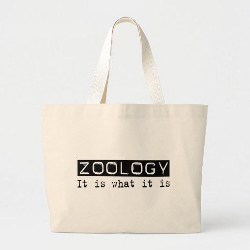 Zoology It Is Jumbo Tote Bag