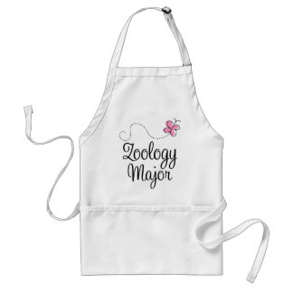 Zoology Major Gift Aprons