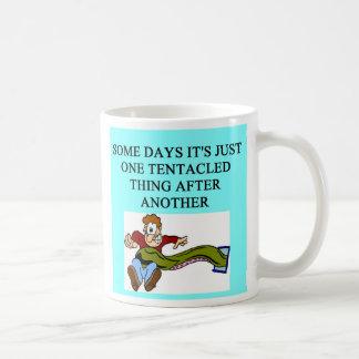 zoology / oceanography design., zoology / ocean... coffee mug
