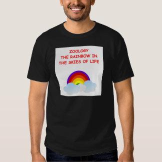 zoology t shirt