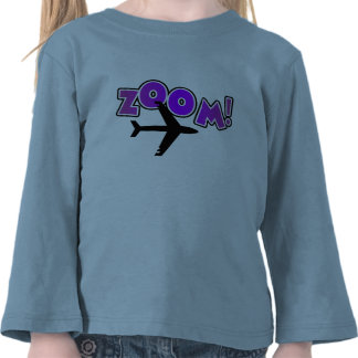 Zoom Airplane Tshirts and Gifts