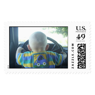 Zoom Baby Postage Stamps