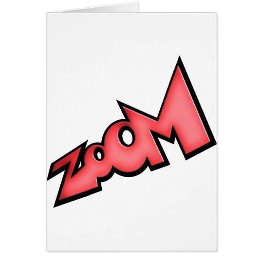 Zoom Card