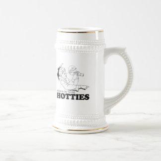 ZOOM IN ON THOSE HOTTIES T-shirts Coffee Mug