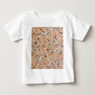 Zoom in rocky texture baby T-Shirt